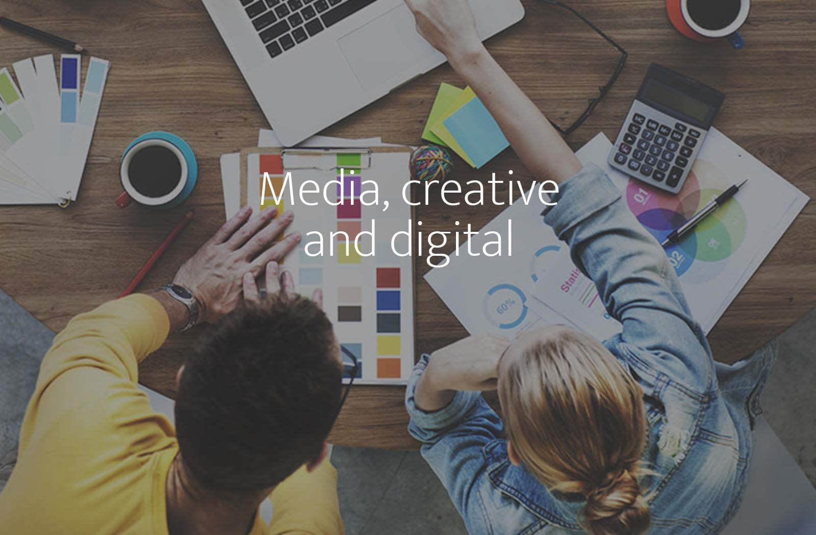 Recruitment, assessment & development for media, creative and digital sectors