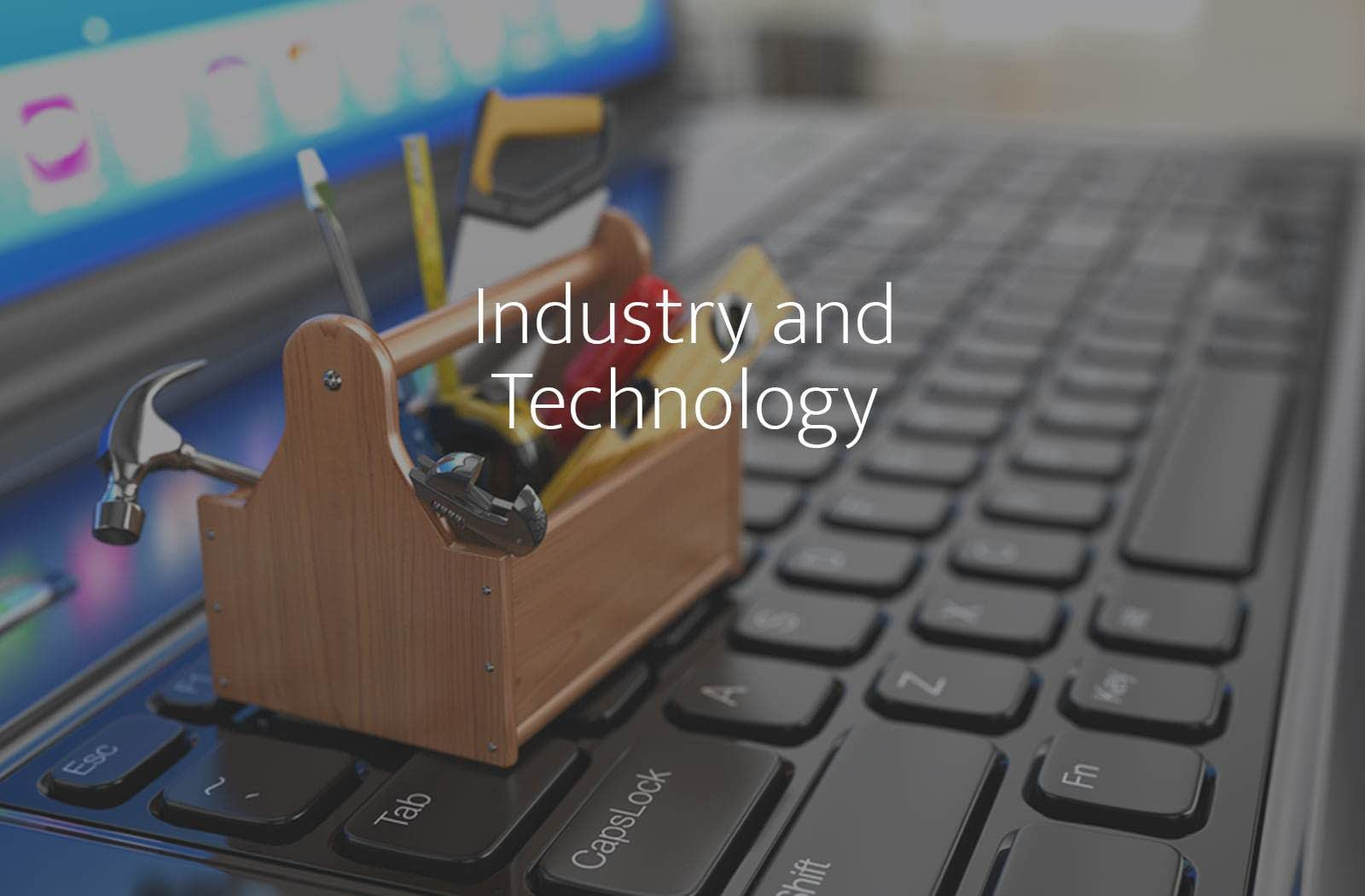 Recruitment, assessment and development for Industry and Technology