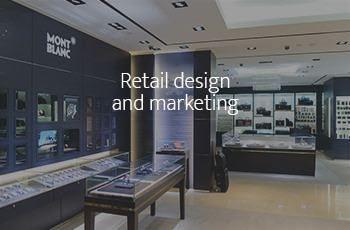 retail design and marketing