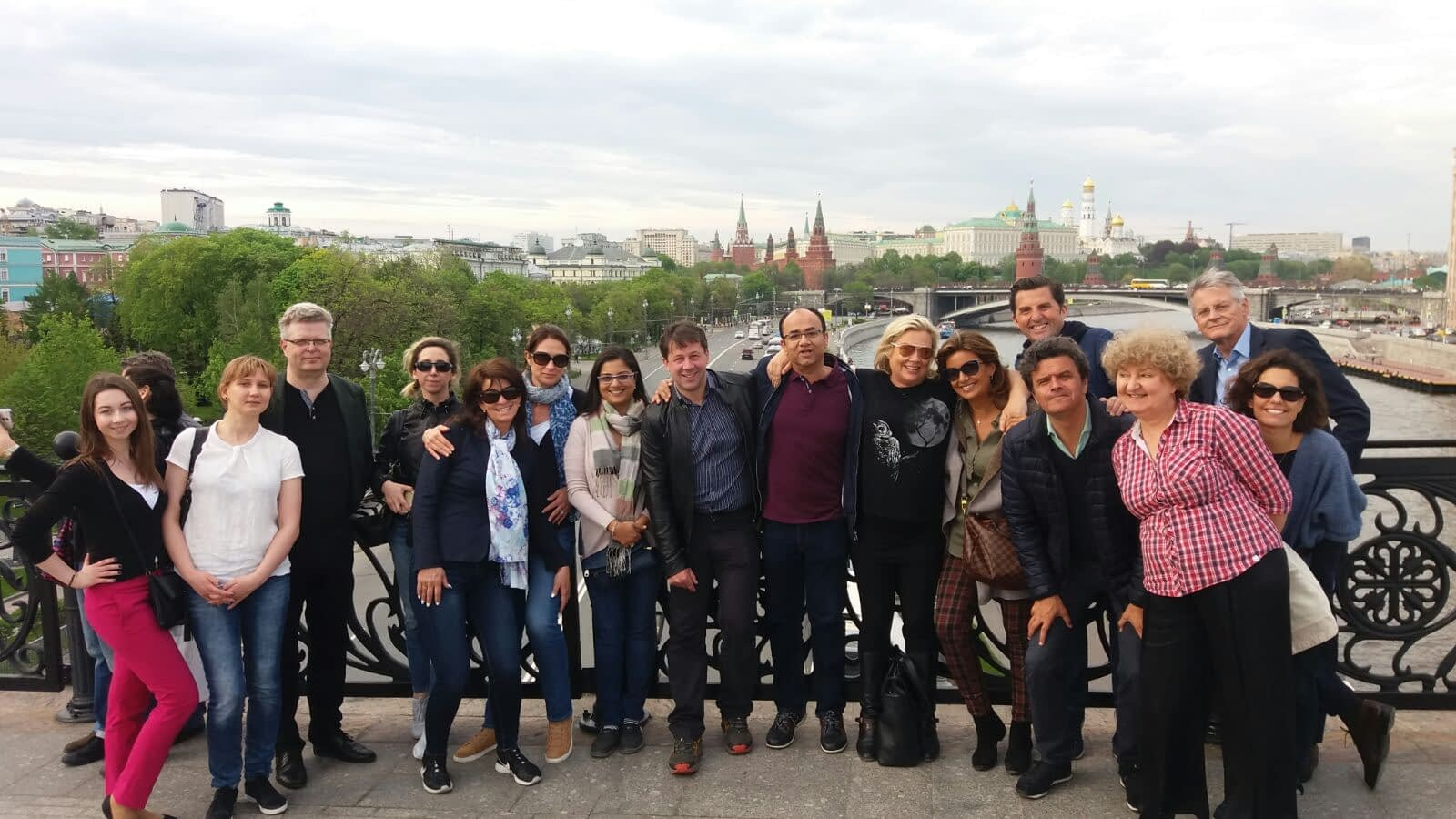 ER International Meeting in Moscow