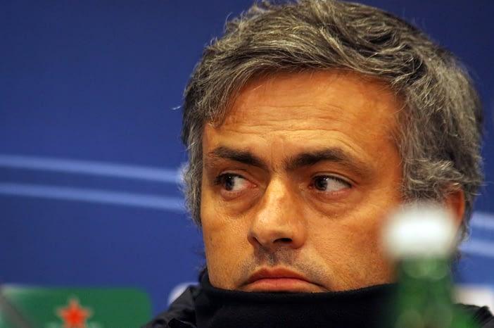 jose mourinho - untouchable